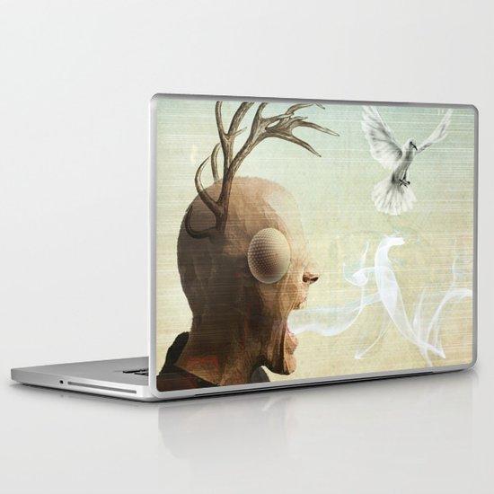 polarity of odds Laptop & iPad Skin