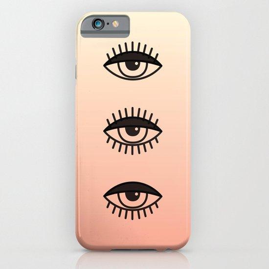 AWAKE ASLEEP iPhone & iPod Case