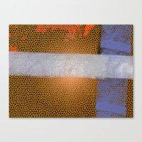 Hexal Tapetacular Canvas Print