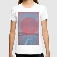 Neverending  Womens Fitted Tee White SMALL