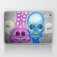 Hi Ho Let's Go Laptop & iPad Skin