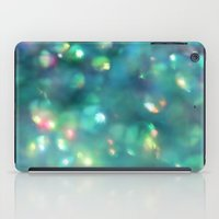Jewels Of The Sea iPad Case
