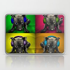 DoG DAzE Laptop & iPad Skin