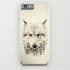 Wolf cover iPhone 6 Slim Case