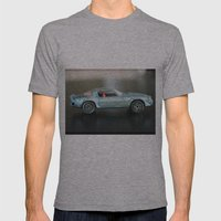 Toy Car Mens Fitted Tee Athletic Grey SMALL
