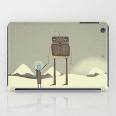 We'll Find A Home iPad Case