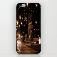 Montreal Nights iPhone & iPod Skin
