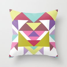Second Heritage  Throw Pillow