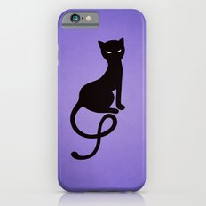 Gracious Evil Black Cat iPhone 6 Slim Case