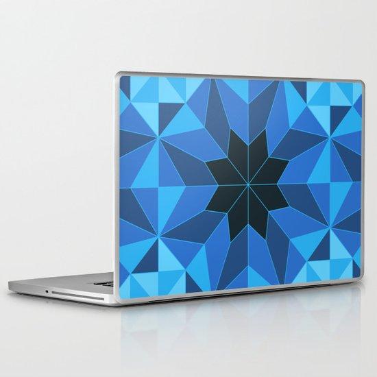 Deconstructed Diamond Laptop & iPad Skin