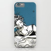 Calliope, The Muse of Epic Poetry iPhone 6 Slim Case