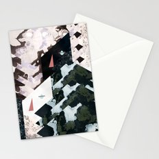 Difference of balance  Stationery Cards