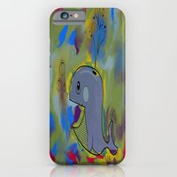 iPhone & iPod Case featuring Whaley by AUZZLE