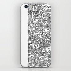 Robot Society iPhone & iPod Skin