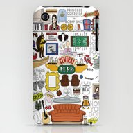 Collage iPhone (3g, 3gs) Slim Case