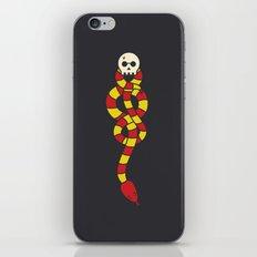 The Scarf Mark iPhone & iPod Skin