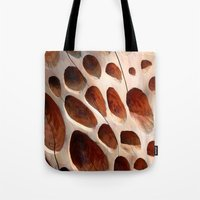 Nature's Patterns Tote Bag
