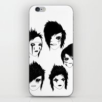 Brides iPhone & iPod Skin