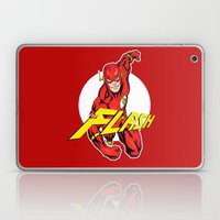 The Flash 2 Laptop & iPad Skin