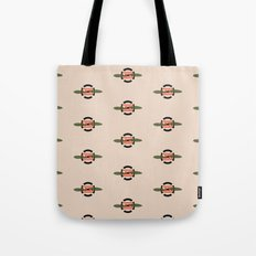 LOVE  Russian Autumn Tote Bag