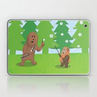 SW Kids - Chewie Bubbles Laptop & iPad Skin