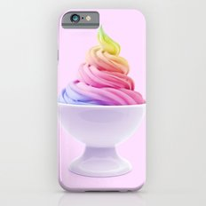 RAINBOW ICE CREAM iPhone 6 Slim Case