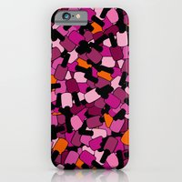 iPhone & iPod Case featuring Nail Polish by ts55