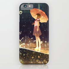 shower of meteors iPhone 6 Slim Case