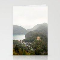 Hohenschwangau Stationery Cards