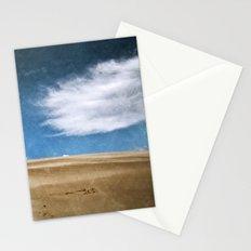 Le périple du nuage Stationery Cards