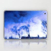 Winter Blue(s) 2>3 Laptop & iPad Skin