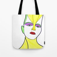 Ghita (previous Age) Tote Bag