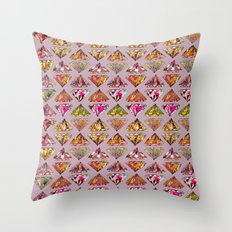 These Diamonds Are Forever Throw Pillow