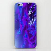 Blurple iPhone & iPod Skin
