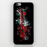 cars  iPhone & iPod Skin