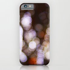 Tree Bokeh iPhone 6s Slim Case