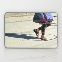 Dancing (Hula Hoop Serie… Laptop & iPad Skin