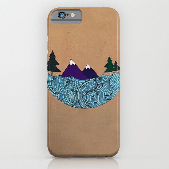 Pacific NorthFresh iPhone & iPod Case