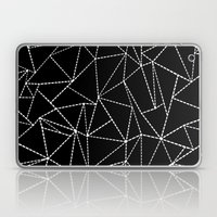 Ab Dotted Lines   Laptop & iPad Skin
