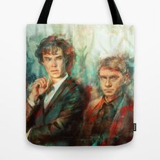 Ghosts Tote Bag