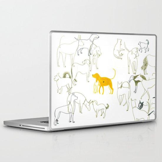 DOGS Laptop & iPad Skin
