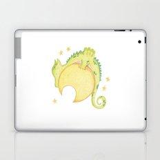 dragon & moon Laptop & iPad Skin