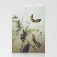 Pine Wings Stationery Cards