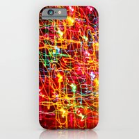 Neon Lights - for iphone iPhone 6 Slim Case
