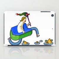 MORO Brother AA iPad Case