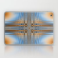 Abstract stained glass  Laptop & iPad Skin