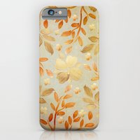 iPhone & iPod Case featuring Golden Autumn by Lisa Argyropoulos