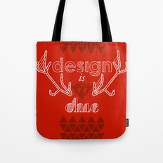 design is chic Tote Bag