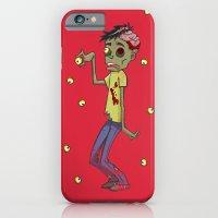 Zombie Watch iPhone 6 Slim Case