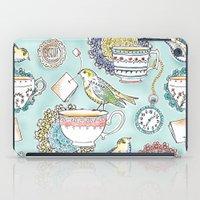 Tea Time iPad Case